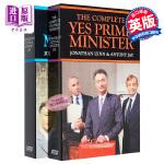 【中商原版】是,首相/大臣 英文原版 The Complete Yes Prime Minister BBC经典电视剧