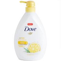 港版多芬(Dove)沐浴露西柚柠檬沐浴露1000ml  4518/0465