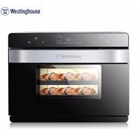 美国西屋WTO-PC3001C?蒸烤箱家用台式蒸汽炉电烤箱蒸烤二合一 蒸烤一体机