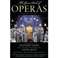 预订 The Grove Book of Operas [ISBN:9780195387117]
