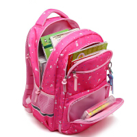 M&G晨光 米菲系列书包 中号双层双肩包 粉色 FBB93081 当当自营