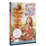 【中商原版】纽伯瑞银奖 只有华夫饼知道 英文原版 Everything on a Waffle 儿童文学小说 波士顿环