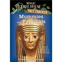 神奇树屋 英文原版 Mummies & Pyramids (Magic Tree House Research Guid