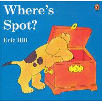 Where's Spot (color) 小玻在哪里(平装)9780142501269英语英文原版绘本
