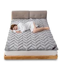 加厚记忆棉床垫子1.8m床双人1.5米宿舍学生床褥子1.2海绵垫被0.9 双面设计,四季可用 180*200 双人床