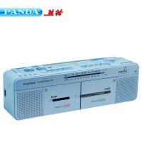 熊猫 F-536双卡收录机磁带录音USB复读收音大功率教学机便携老人