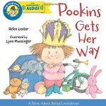 Laugh-Along Lessons: Pookins Gets Her Way ISBN:978054432406