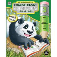 【预订】Comprehensive Curriculum of Basic Skills, Grade 3