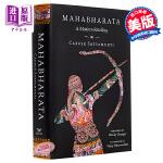 【中商原版】摩诃婆罗多(现代复述版) 英文原版 Mahabharata