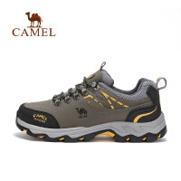 骆驼户外男女徒步鞋 情侣休闲耐磨防滑徒步登山鞋