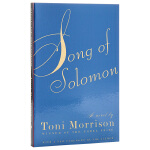 【中商原版】所罗门之歌 英文原版 Song of Solomon Toni Morrison Vintage