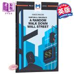 【中商原版】漫步华尔街(MACAT解读系列)英文原版 A Random Walk Down Wall Street N