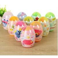 智高新魔法蛋中蛋 轻质3D彩泥魔法粘土儿童益智玩具