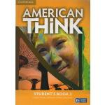 Cambridge American Think Student's Book 3 剑桥中学生英语教材 3级别学生用书