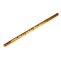 玉屏箫笛 初级入门笛子 山竹笛 横笛 曲笛 笛子 乐器 缠线款 赠笛膜