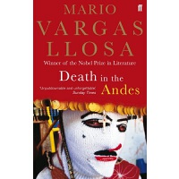 【中商原版】略萨:安地斯山上的死亡 英文原版 Death in the Andes  Mario Vargas Llosa