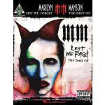 【预订】Marilyn Manson - Lest We Forget: The Best of