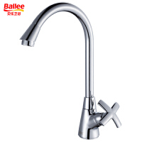 贝乐卫浴 单冷水龙头 可旋转厨房龙头水槽龙头 3201-04
