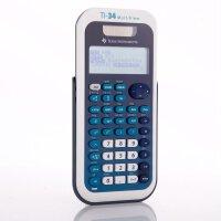 德州仪器 TI-34 MultiView 学生科学函数计算器 考试适用四行显示