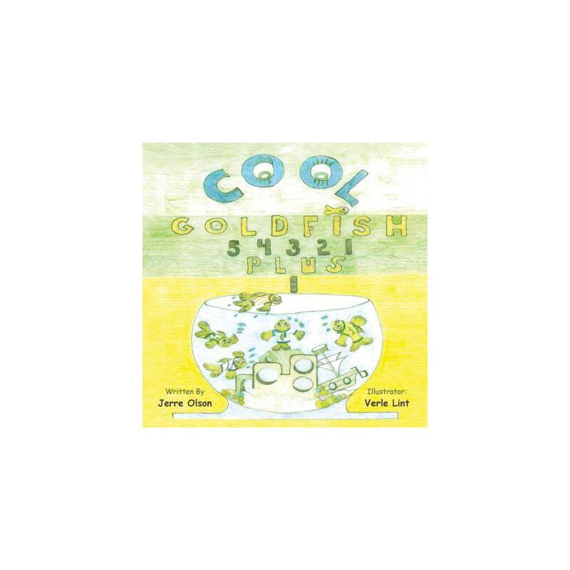 【预订】Cool Goldfish 5 4 3 2 1 Plus 1 预订商品,需要1-3个月发货,非质量问题不接受退换货。