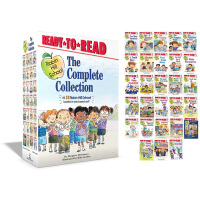Robin Hill School The Complete Collection 礼盒装28册 Ready to R