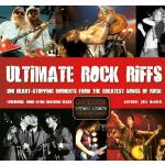 预订 Ultimate Rock Riffs: 100 Heart-Stopping Opening Riffs fr