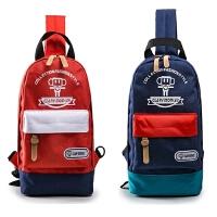 新款韩版儿童包包儿童腰包单肩旅游背包潮男童胸包时尚休闲斜挎包