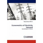 预订 Econometrics of Electricity Demand[ISBN:9783843376396]