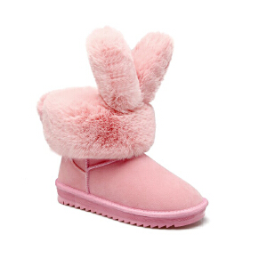 O'SHELL欧希尔新品113-X955韩版磨砂绒面女士雪地靴