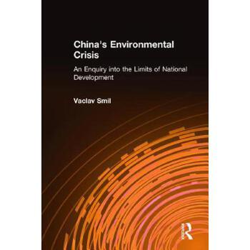 预订 China's Environmental Crisis: An Enquiry Into the Limits of National Dev[ISBN:9780873328197] 美国发货无法退货,约五到八周到货