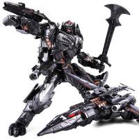 儿童变形玩具金刚机器人合金版模型玩具男孩礼物