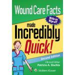 预订 Wound Care Facts Made Incredibly Quick临床医学 [ISBN:9781496