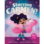 预订 Starring Carmen! [ISBN:9781419723216]