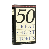 英文原版 Fifty Great Short Stories 50篇著名短篇小说