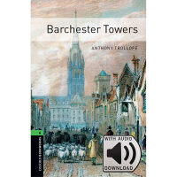 Oxford Bookworms Library: Level 6: Barchester Towers MP3 Pa