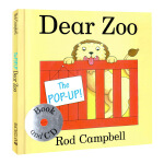The Pop-up Dear Zoo (Book & CD)  翻翻书