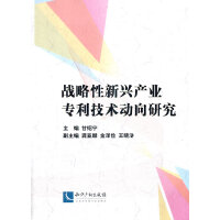 战略性新兴产业专利技术动向研究