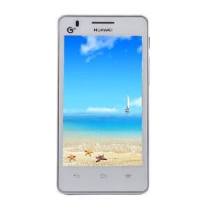【当当自营】 HUAWEI华为 Y500-T00 3G手机 智能手机(优雅白)TD-SCDMA/GSM 双卡双待