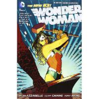 【预订】Wonder Woman Vol. 2: Guts (the New 52)