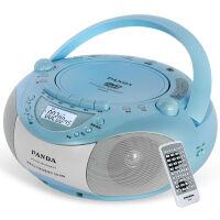 PANDA/熊猫 CD-850录音机dvd播放机cd机磁带复读机 U盘收录机 胎教音乐机 英语学习机