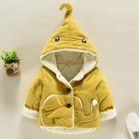 男女����棉衣外套1-3�q秋冬新款加厚��盒∶抟\�和�加�q保暖FN170D194