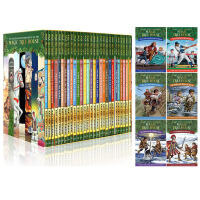 新版神奇树屋大全套 1-28-31 The Magic Tree House 儿童文学章节书 中小学巩固英语章节小说