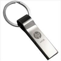[大部分地区包邮] 惠普(HP) V285W 64G 指环王金属U盘 全金属 商务优盘