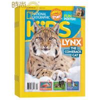 National Geographic Kids NG美国国家地理儿童版 2019年全年杂志订阅新刊预订1年共10期10月起订