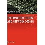 【预订】Information Theory and Network Coding
