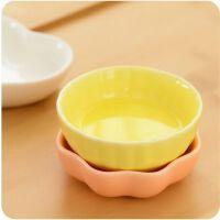 创意家居陶瓷调味碟点心碟醋碟 日式小吃碟酱料小碟子