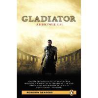 【预订】Gladiator, Level 4, Penguin Readers