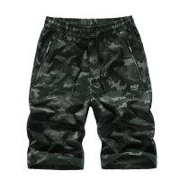 79876夏装新款战地吉普AFS JEEP弹力中腰男士短裤子 修身5分裤 运动短裤头