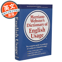 韦氏英语惯用法词典 英文原版 Merriam-Webster's Dictionary of English Usag