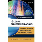 预订 Wiley Survival Guide in Global Telecommunications: Signa